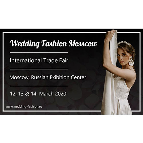 Mambo Couture will be participating at the WEDDING FASHION - MOSCOW 2020